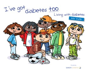 diabetes-all-stars-story-book