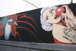 tenerife graffiti