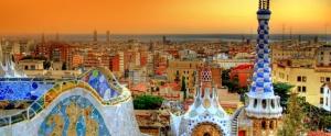 Barca-skyline