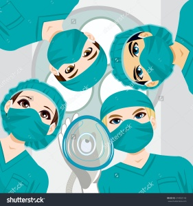 stock-vector-medical-team-working-on-a-surgery-and-doctor-holding-oxygen-mask-towards-patient-214032142