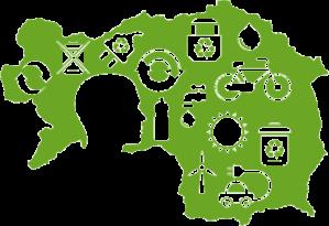 Tagung-Nachhaltigkeit-Landkarte-Steiermark-ARGE-Zero-Waste-Akademie